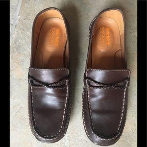 Timberland Smart Comfort Women's Brown Loafers